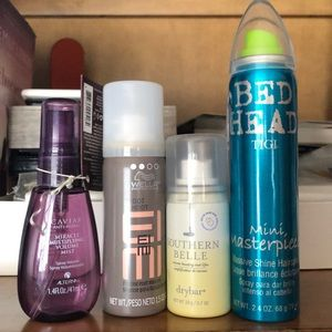 Volumizing Collection: Alterna,WellaDrybarBedHead